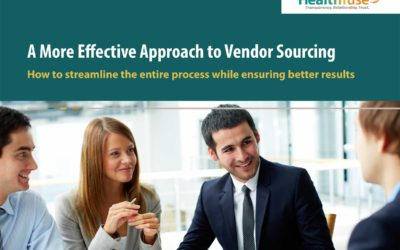 A More Effective Approach to Vendor Sourcing