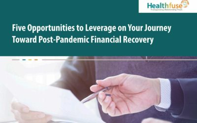 Five Opportunities to Leverage on Your Journey Toward Post-Pandemic Financial Recovery
