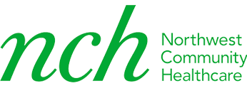 Logo: nch: Northwest Community Healthcare